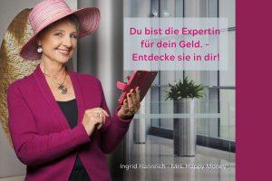 Du bist die Expertin für dein Geld- entdecke sie in dir!