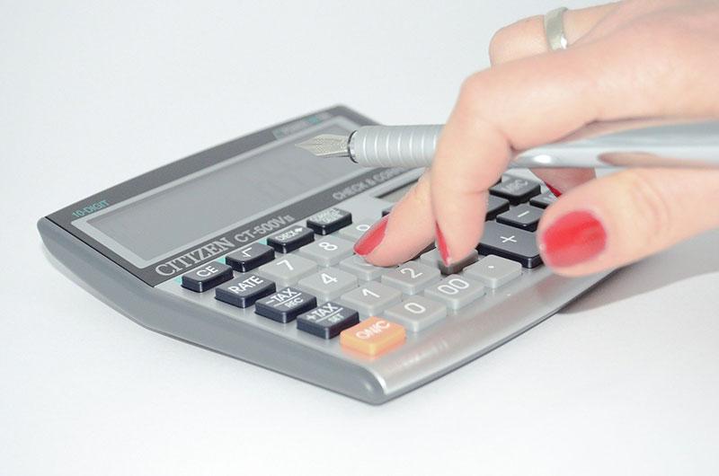 Vermögen kalkulieren
