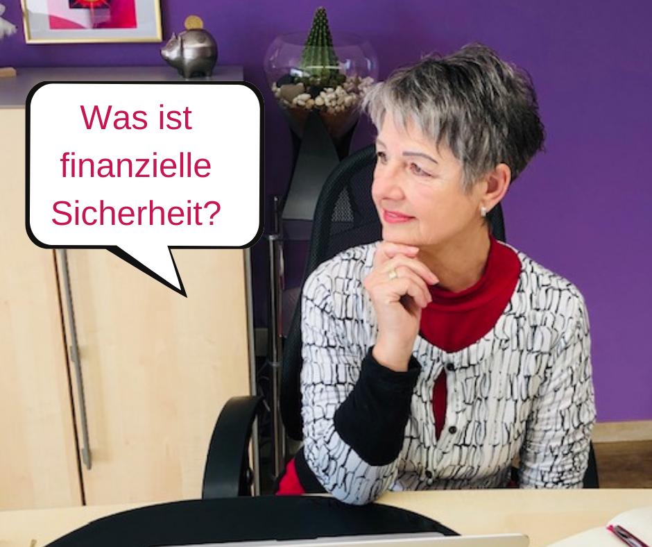 Was ist finanzielle Sicherheit