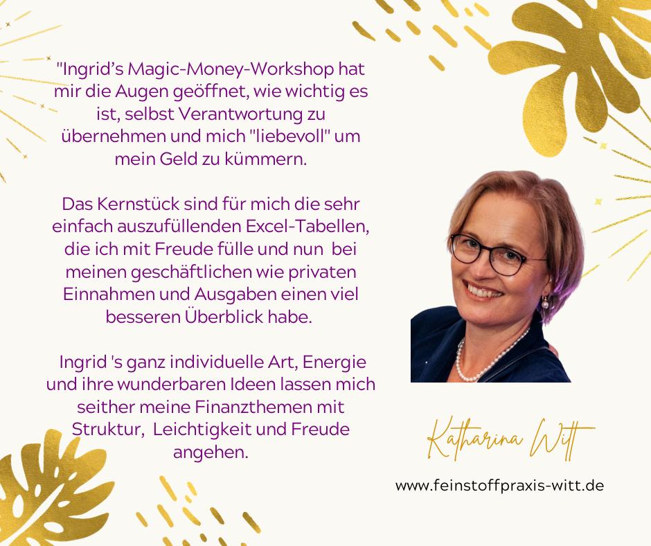 Testimonial Katharina Witt